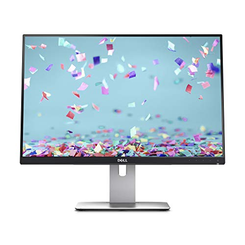 "Foto Dell U2415 Monitor da 61,13 cm/24,1"", Nero"