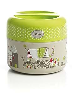 Jane 010492C01 1 Boite Isotherme pour Aliments Solides Multicolore