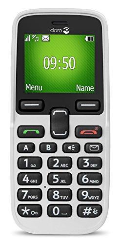 Doro PhoneEasy 5030 4,32 cm (1.7') 78 g Blanco Teléfono para Personas Mayores -...