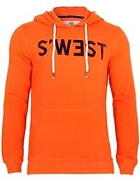 QS by s.Oliver - Sweat-shirt à capuche - À capuche - Manches longues Homme