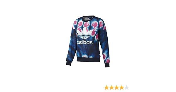 ab698350d43c Sweater Women adidas Originals Tie Dye Sweater  Amazon.co.uk  Clothing