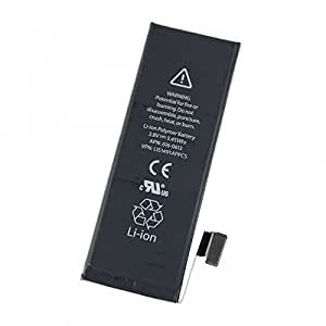 Coque2mobile® Batterie pour Apple iPhone 5S - 1560mAh Compatible (Vrac)