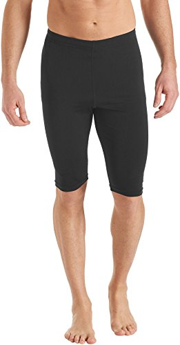 Coolibar Herren Swim Shorts UPF 50 Plus Black