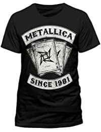 Metallica Dealer T-Shirt schwarz S