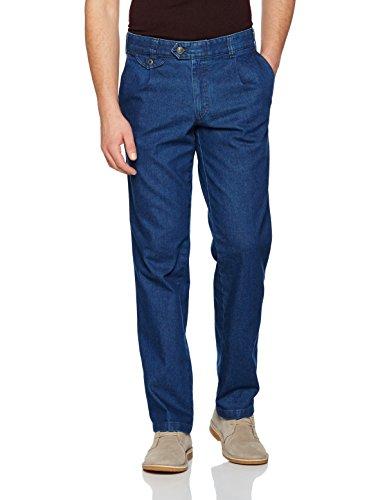 Eurex by Brax Herren Tapered Fit Jeans Blau (Blue 22)