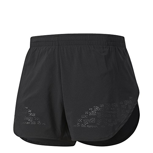 adidas Herren Supernova Split Shorts, Black, M (Running Adidas Supernova Short)
