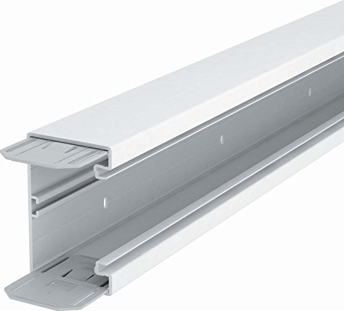 OBO Bettermann GK-70110RW Geräteeinbaukanal PVC reinweiß 70x110x2000mm