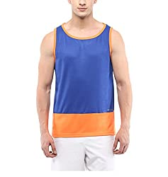Yepme Mens Multicoloured Poly Cotton Muscle Vests - YPMMVST0081_S