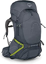Osprey Atmos AG 65 w/RC Backpacking Pack - Grey, Medium