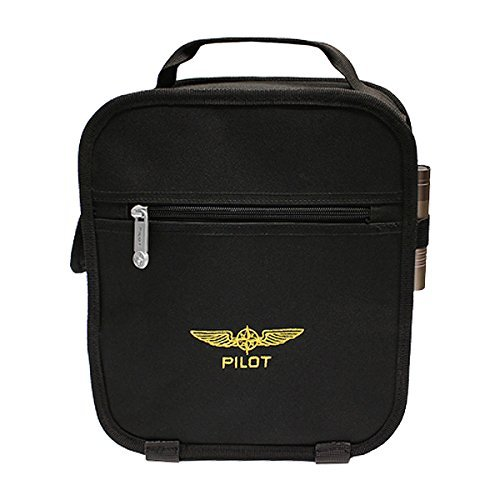Design4Pilots - Headset Bag, schwarz