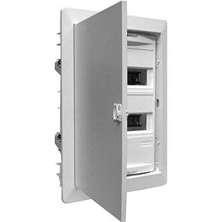 ABN Braun–ABN Kleinverteiler UP mit a24up Tür, New City