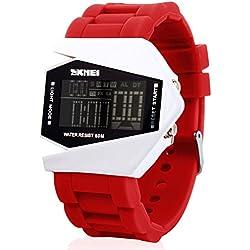 Personalità creativa orologi/ impermeabile orologio/ orologio digitale per gli uomini e le donne-M