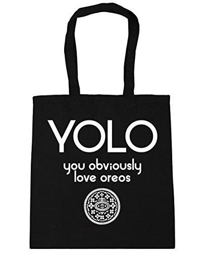hippowarehouse-you-obviously-love-oreos-tote-shopping-gym-beach-bag-42cm-x38cm-10-litres