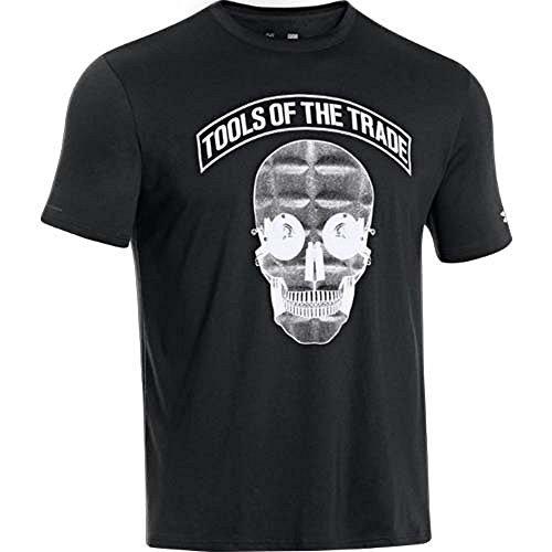 Preisvergleich Produktbild Under Armour T-Shirt Tools des Handels Größe L schwarz - schwarz