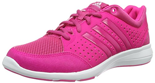 adidas Arianna Iii, Scarpe Sportive Indoor Donna, Rosa (Shock Pink/Eqt Pink/White), 40 EU