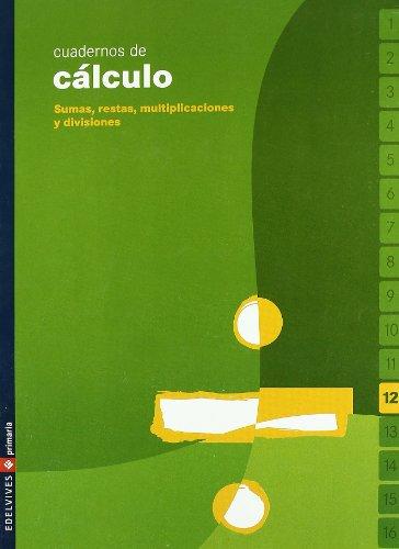 Cuaderno de cálculo 12 por UNKNOWN