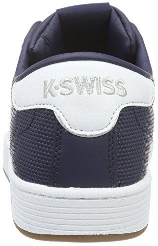 K-Swiss Herren Hoke Eq Cmf Low-Top Blau (Navy/White/Toffee Gum)