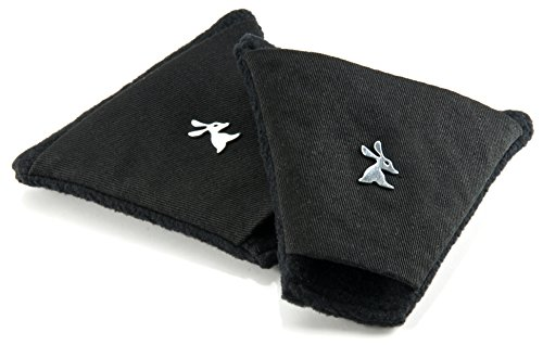 Yakkay Ohrenwärmer Zubehör für Helme (black)