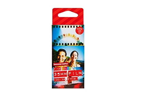 Lomography 100 color negative 3-pack