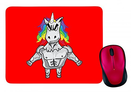 mauspad-zeichen-mann-regenbogen-haar-sprites-einhorn-in-rot-mousepad-mausmatte-computer-pad-mauspad-