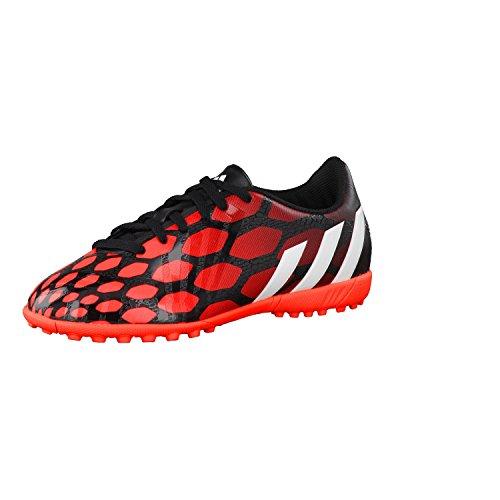 adidas Predito Instinct Tf J, Fußballschuh Kinder, - - Noir/Blanc/Orange - Größe:...