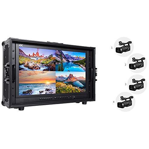 LFTS Kamera Feldmonitor Pro Broadcast 23,8