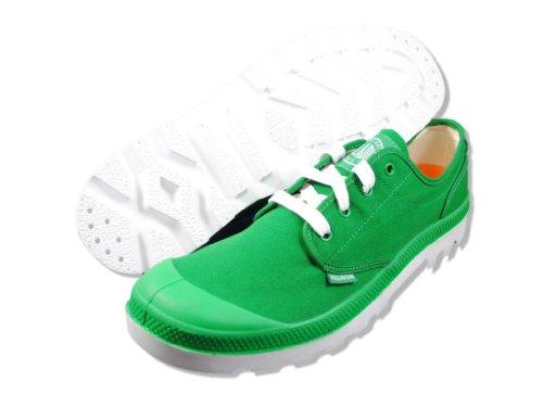 Palladium Blanc Oxford null Green / White green