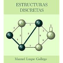 Estructuras Discretas (Spanish Edition)