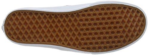 Furgoni Unisex-erwachsene Autentico Decon Low-top Grau (pelle Metallizzata / Grigio)