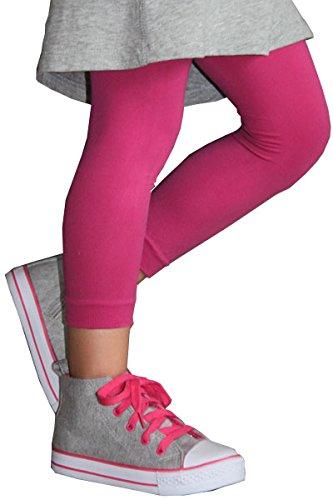 Gabriella -  Leggings  - ragazza rosa fucsia 110-122 cm