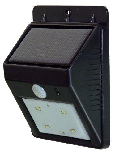 PowerPlus Gatto solare PIR sensore lampada da