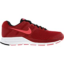 zoom 16 structure nike Baskets de running pour homme 536843 660 Baskets chaussures nike gym Rouge vif summit Noir et Blanc