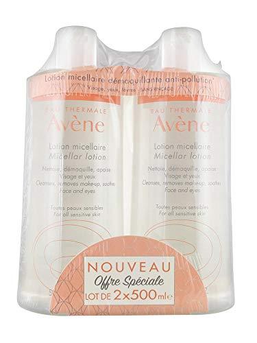 Avene Lotion (Avène lotion micellaire 2x500ml)