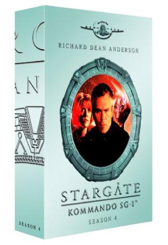 Kommando SG-1 - Season 4 Box
