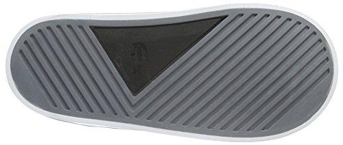 Lacoste - Ampthill 316 2, Scarpe da ginnastica Unisex – Bambini Nero (nero (nero 024))