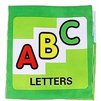 Taohou Nuevo diseño Soft Cloth Baby Intelligence Development Learn Picture Cognize Book