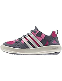 online retailer fc3a0 043f7 Adidas Climacool Boat Lace K, Scarpe da Barca Unisex – Bambini