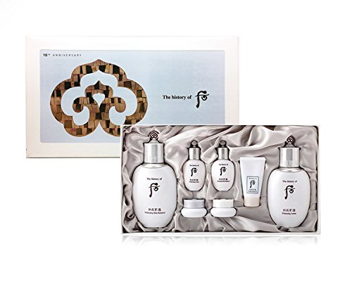 The History of Whoo Gongjinhyang Seol 2-piece Whitening Special Gift Set 2015