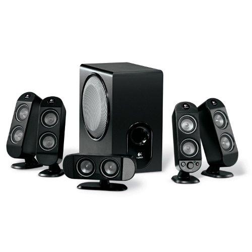 Logitech X-530 5.1 PC-Lautsprechersystem -