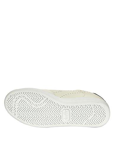 Diadora Herren B.Elite Premium L Sneaker White Blue Cas
