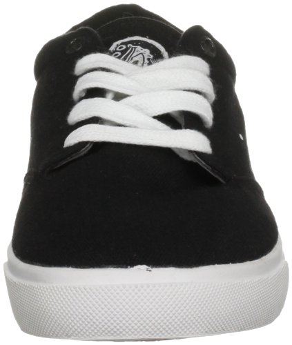 Globe Lighthouse Cleptomanicx GBLIGHTHC, Scarpe da skateboard unisex adulto Nero (Schwarz (black/white cleptomanicx 10871))