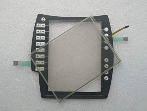 Ochoos Can provide test video 90 days Warranty Membrane Switch Keyboard + Touch Glass for KRC KRC4 KR C4 00-168-334