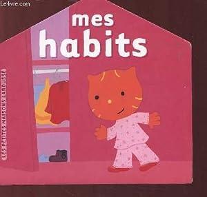 """Afficher """"Mes habits"""""""