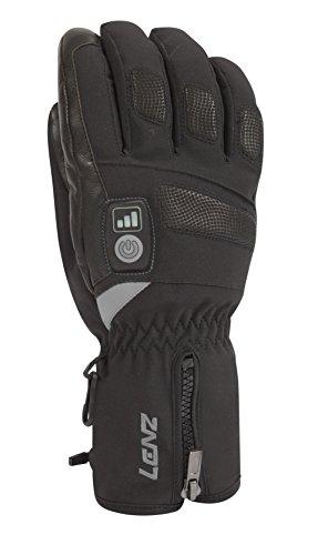 Lenz Herren Beheizter Handschuhe Heat Gloves 2.0, Schwarz, L, 1230