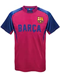 FC Barcelona - Camiseta oficial para entrenamiento - Para hombre - Poliéster f6b516fc977