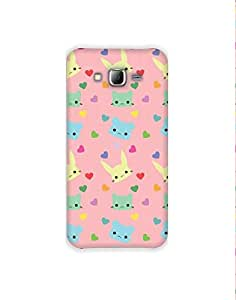 SAMSUNG GALAXY ON 7 nkt03 (107) Mobile Case by SSN