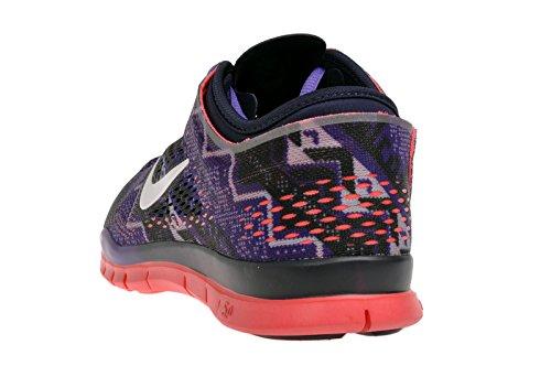 Nike - Free 5.0 TR Fit 4 Print, Scarpe Da Ginnastica da Donna Viola(Purple)
