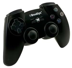 Manette PS3 'SixD Motion' - bleu