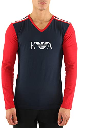 Emporio Armani T-Shirt Gr. Medium, Marine
