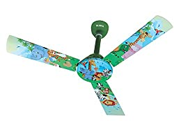 Surya Jungle 1200mm Ceiling Fan (Multicolor)
